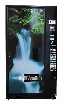 NEW Vendo 721 bottle can Drink soda vending machine