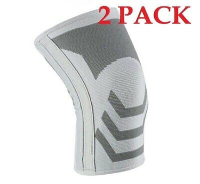 ACE Brand Knitted Knee Brace, Small, 1ct, 2 Pack 051131203808T812