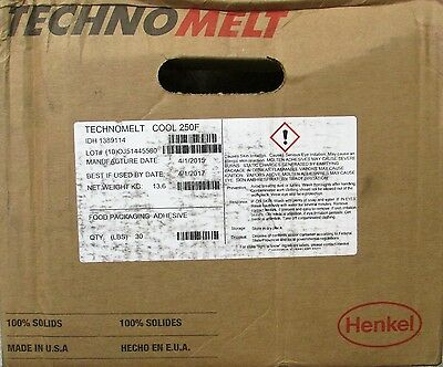 Liquid Glues & Cements Henkel Technomelt Cool 134d New Old Stock A Great Variety Of Goods Business & Industrial