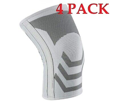 ACE Brand Knitted Knee Brace, Small, 1ct, 4 Pack 051131203808T812