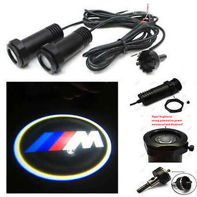 Luces proyectores Led puerta para BMW serie M led logo portero M3 M5 M6 tuning