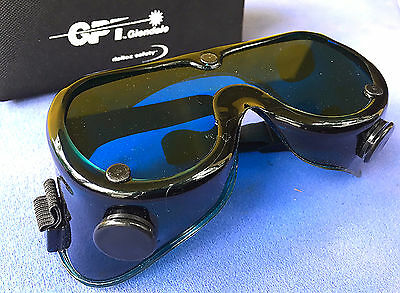 Gpt Glendale Dalloz Safety Goggles Gpt Laser Gard Protection Ruby Lgs Madein Usa