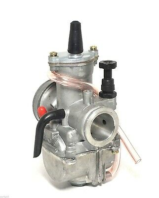 Carburetor for OKO 24mm 2 Stroke Racing Flat Side Part Carb