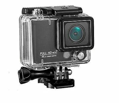 Neo Adventure 4K Action Camera (CM8001)--High Def Video & High Resolution Photos