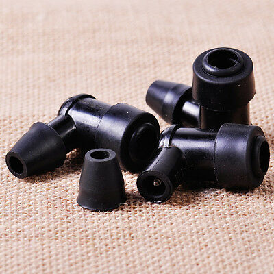 3x 90 angle Non Resistor Spark Plug Cap Cover fit for Motorcycle Dirt Bike ATV