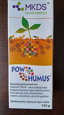 POWHUMUS concentrated humic acid substance,plant growth stimulant,soil condition