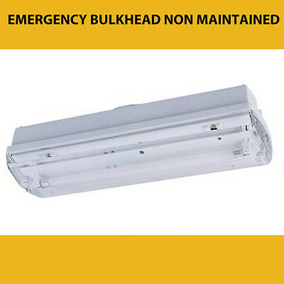 Emergency Bulkhead Non Maintained 8W
