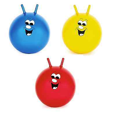 "24"" Inch Large Jump N Bounce Space Hopper Retro Ball Adult/Kid Outdoor Toy New"