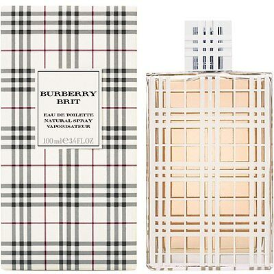 Burberry Brit for Women Eau de Toilette EDT 100ml BNIB