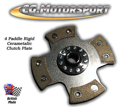 Ford Capri 4 Paddle / Puck Competition Clutch Plate Free Delivery Performance