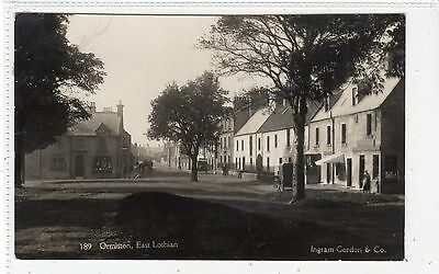 ORMISTON: East Lothian postcard (C18910)
