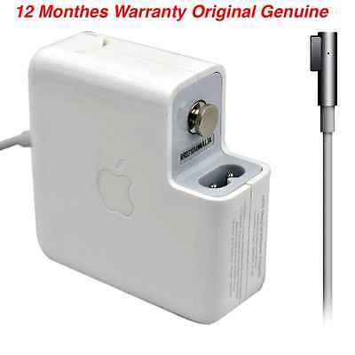 Genuine 45W 60W 85W AC Charger Power Supply Adapter Apple MacBook Pro MagSafe1 2