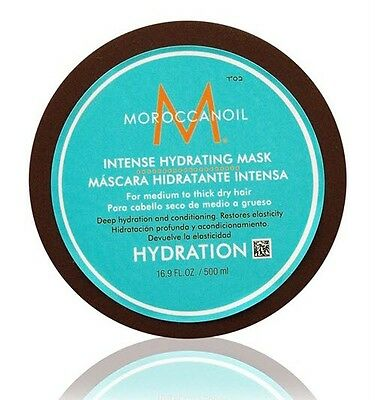 MOROCCANOIL Intense Hydrating Mask for Dry Hair 500ml / 17oz Hydration