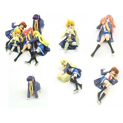GIRLS BRAVO 5 Trading Figure (complète)