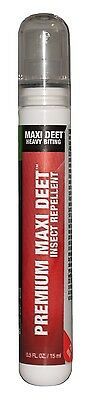 New Sawyer Products Maxi-Deet Insect Bug Camping Outdoor Pump Spray .5 Oz SP711