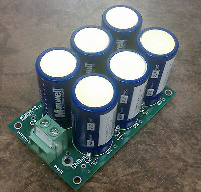 ULTRACAPACITOR MODULE INTRONICS POWER UCAP16-58 MADE in USA