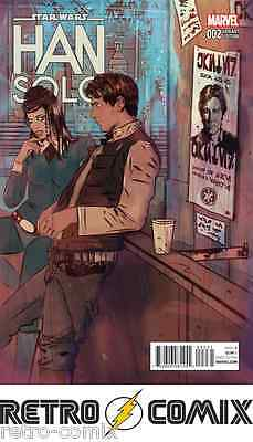 Marvel Star Wars Han Solo #2 Lotay 1:25 Variant New/unread Bagged & Boarded