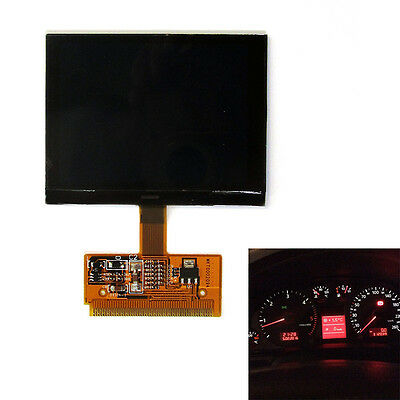 1PC Vehicle Car VDO LCD Cluster Speedometer Display Screen For Audi A3 A4 A6 NEW