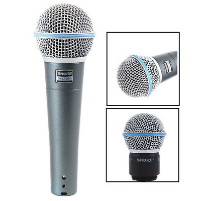 100% New In Box Pro SHURE Beta 58A Pro Vocal Microphone Beta58a Vocal Mic