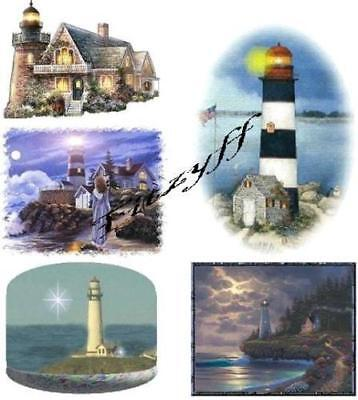 Scenic Lighthouse Images / Pictures Art & Craft CD Rom