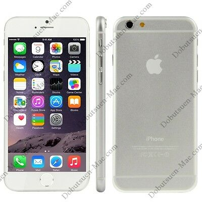 Telephone Smartphone Iphone 6 Argent ||| FACTICE ||| DUMMY ||| NEUF