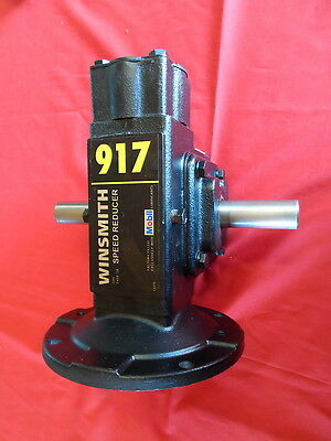 Winsmith 917Mdne-075Xob7 *new* Speed Reducer Gearbox Ratio 10:1 Input Hp1.2(2A4