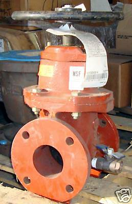 "New Kennedy 7 1/2""  Flange 3"" ID Gate Valve"