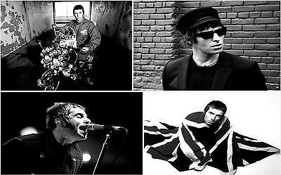 FANTASTIC LIAM GALLAGHER OASIS CANVAS #15 QUALITY CANVAS PICTURE A1 A3 FREE P/&P