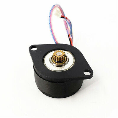 NEMA8 1.8 Degree Mini 20mm 2-Phase 4-Wire Precision Stepper Stepping Motor Robot