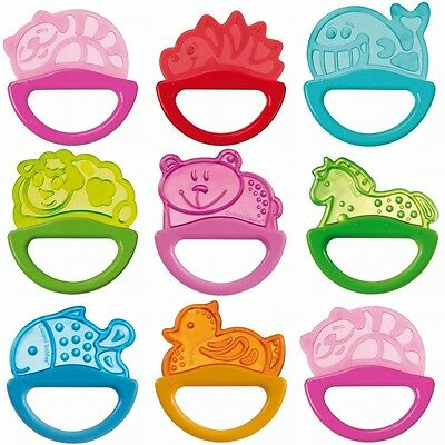 Baby Rattle with Soft Bite Teether 0m+ Teething toy BPA free, Canpol