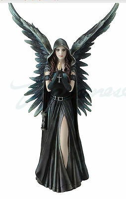 Anne Stokes Harbinger Gothic Angel of Death Figurine Statue