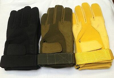 New Special Ops Gloves Tactical Police Airsoft Security Guard Army Military N