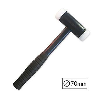 Dead Blow Hammer Anti-Bounce 70mm Diameter Nylon Cap