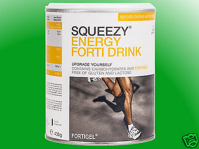 (31,63€/kg)   Squeezy Energy Forti Drink a 400g