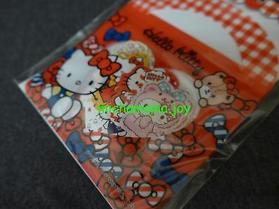 Sanrio Hello Kitty stickers sack 50 pieces pack Japan Made sticker cheap postage