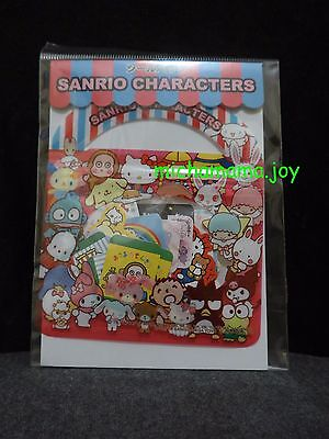 Sanrio Hello Kitty Friends Stickers sack 50 pieces pack Japan Made sticker Mix