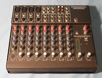 Mackie Micro Series 1202 12 Channel Mic / Line Mixer