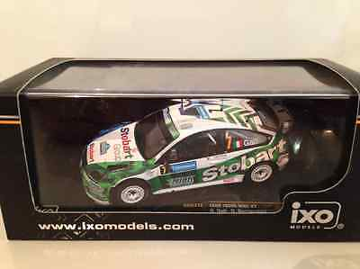 Ford Focus RS 07 #7 Sweden 08 Galli IXO RAM316 NEW 1:43
