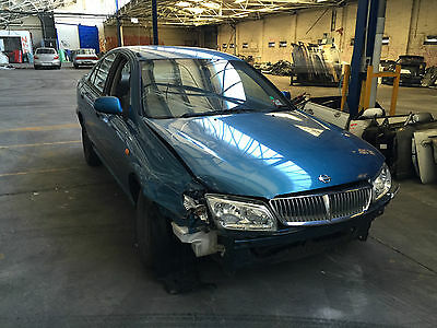 Lot#470 - Now Wrecking Nissan Pulsar 2000 N16 St 4Sp Auto 1.8L