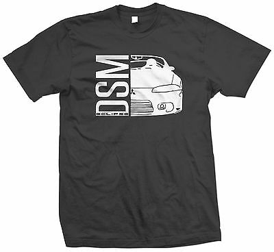 DSM Mitsubishi Eclipse 2G Hoody/T-shirt Car/Truck Racing Hoodie/tshirt Diamond