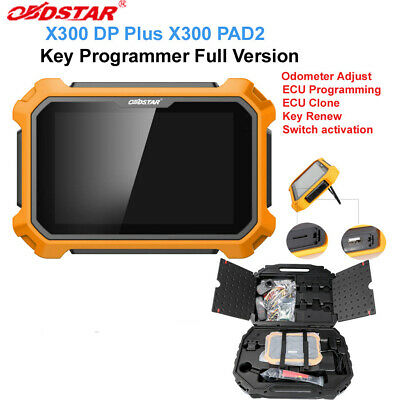 OBDSTAR X300 DP Plus X300 PAD2 Tablet Full Version+Ignition coil  IMMO/ECU Clone