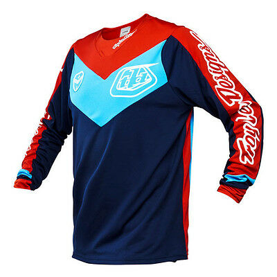 Troy Lee Designs NEW Mx Gear TLD SE Corse LE Anaheim Navy Adult Motocross Jersey