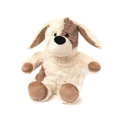 Warmies Cozy Plush Junior Fully Microwavable DOG Lavender Scented Heatable Toy