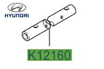 Genuine Hyundai Terracan Rocker Shaft - 0K55112160