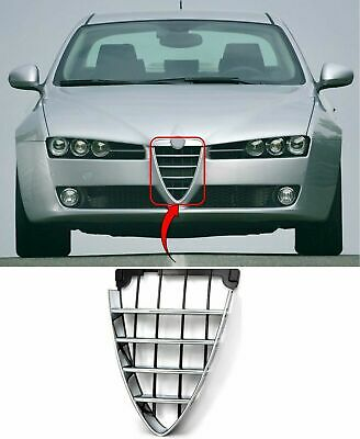 Alfa Romeo 159 2006-2011 Front Bumper Grille Centre Main New Insurance Approved