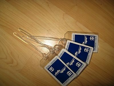 Royal Caribbean Luggage Tags - Cruise Line Playing Cards Ship Name Tag Set (3)