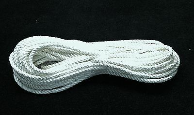 10m x 10mm NYLON ROPE  2130 KILO BREAK LOAD Anchor Rope Mooring Rope