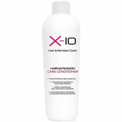 X-10 HUMAN HAIR EXTENSION CARE CONDITIONER - 250ml