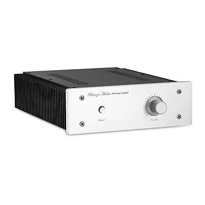 W212×H70×D257mm_Aluminum Cabinet Small Chassis DIY Case Amplifier Enclosure Box