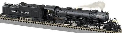 Lionel American Flyer 6-48181 UP 2-8-8-2 w/Legacy Command Control Feature